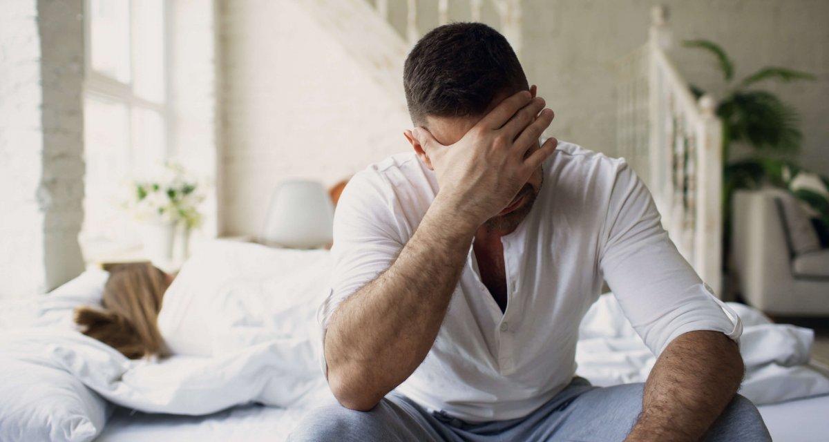 Половая несостоятельность - фото мужчины | Академия SCHALI®