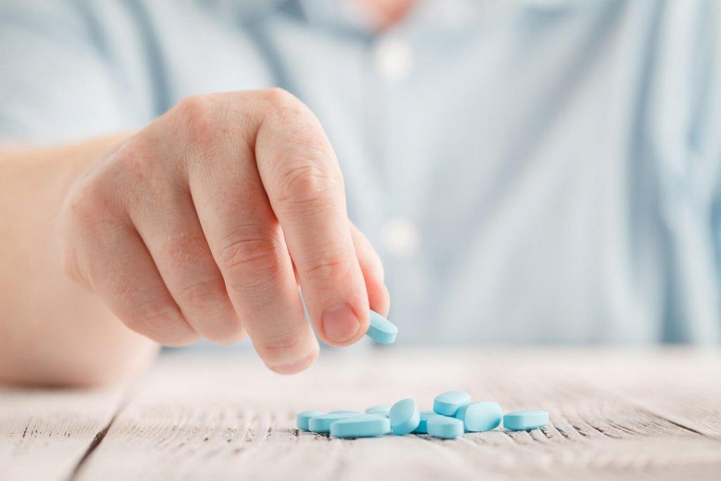 Медикаментозный способ лечения ЭД - фото таблеток | Академия SCHALI®