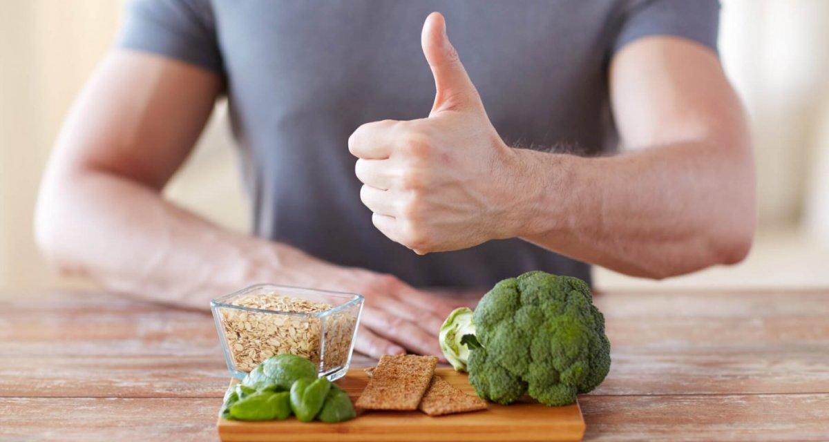 Продукты, которые могут ослабить здоровье мужчины