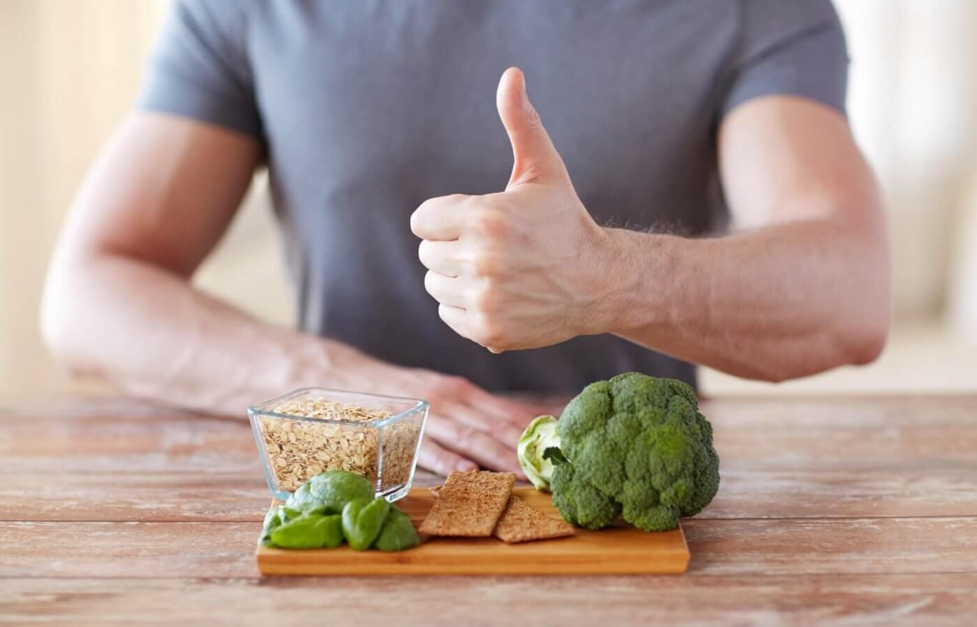 Продукты для эрекции: что нужно есть чтобы стоял член (какие ягоды, фрукты, орехи), пример меню