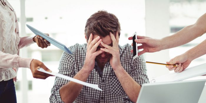 Влияние гормонов стресса