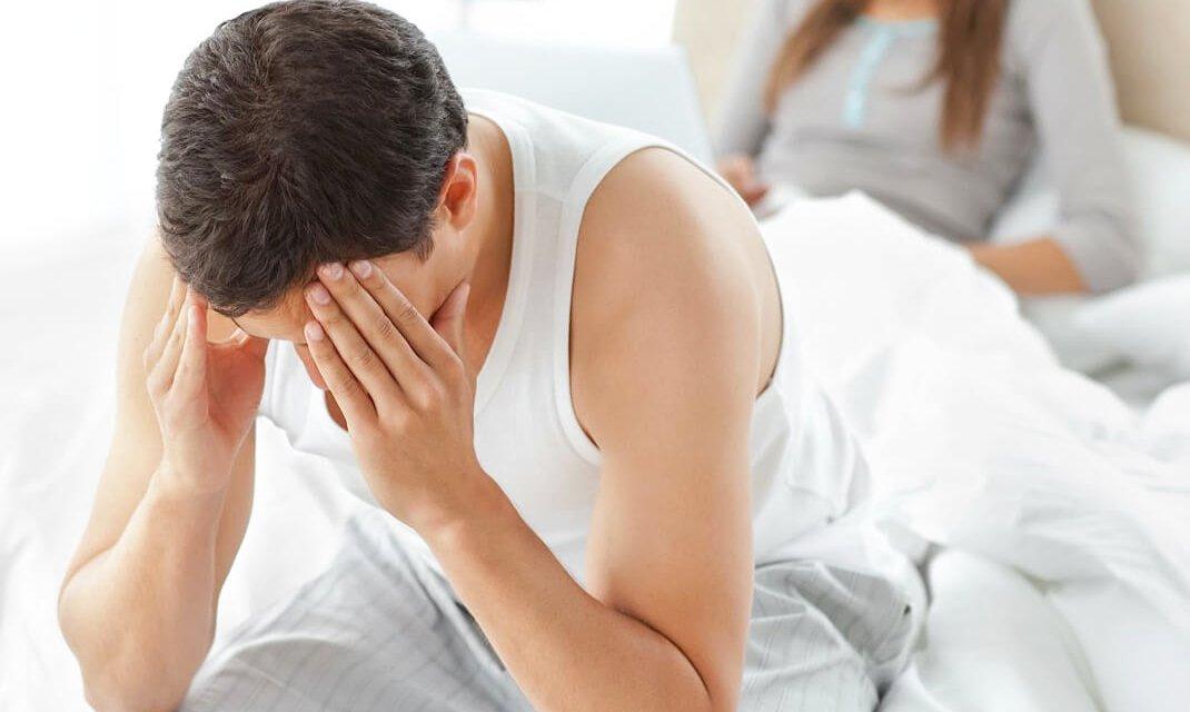 Мужской половой член нарушение эрекции