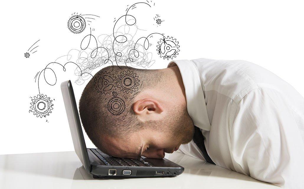 Невроз, стресс, депрессия